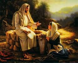 the woman at the well,samaritan woman, women in the Bible, fearless women in the Bible, Bible moms