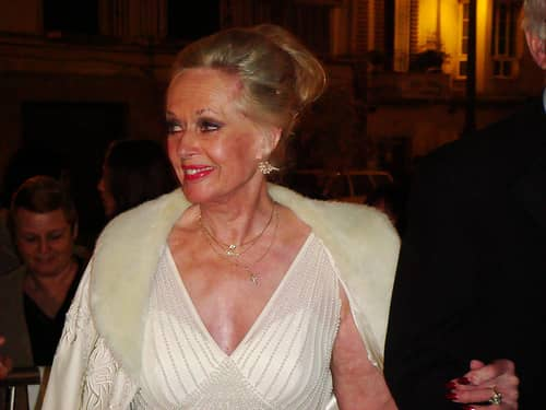 Tippi Hedren, Birds Movie Actress, animal rights activist
