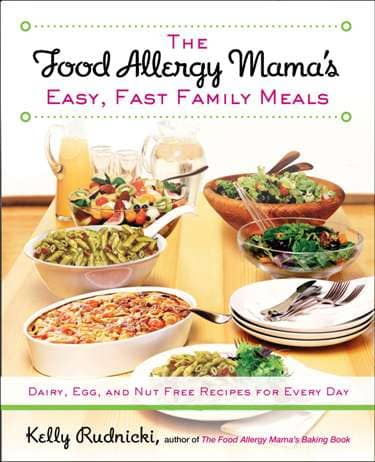 The Food Allergy Book Cover