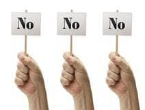 Aprende a decir ¡NO!