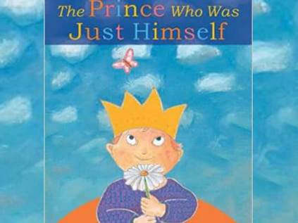 The Prince Who Was Just Himself Book Cover