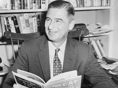 theodor geisel dr seuss poems