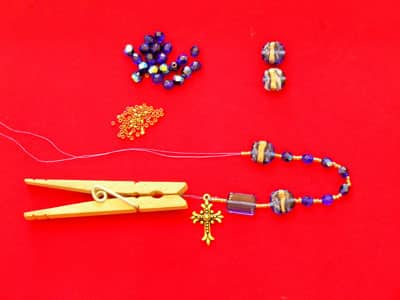 How to Make An Anglican Rosary, Kimberly Winston