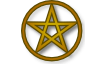 Pentagram for Pagan and Earth Based Religions