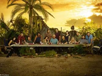 Lost Last Supper photo