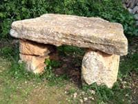 Rough Stone Altar