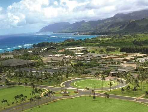 BYU Hawaii Campus
