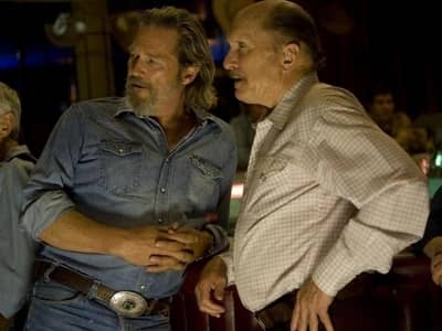 jeff bridges robert duvall crazy heart