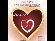 Yo vivo en el corazón de Jesús