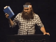 Duck Dynasty's Willie Robertston Speaks About his Faith