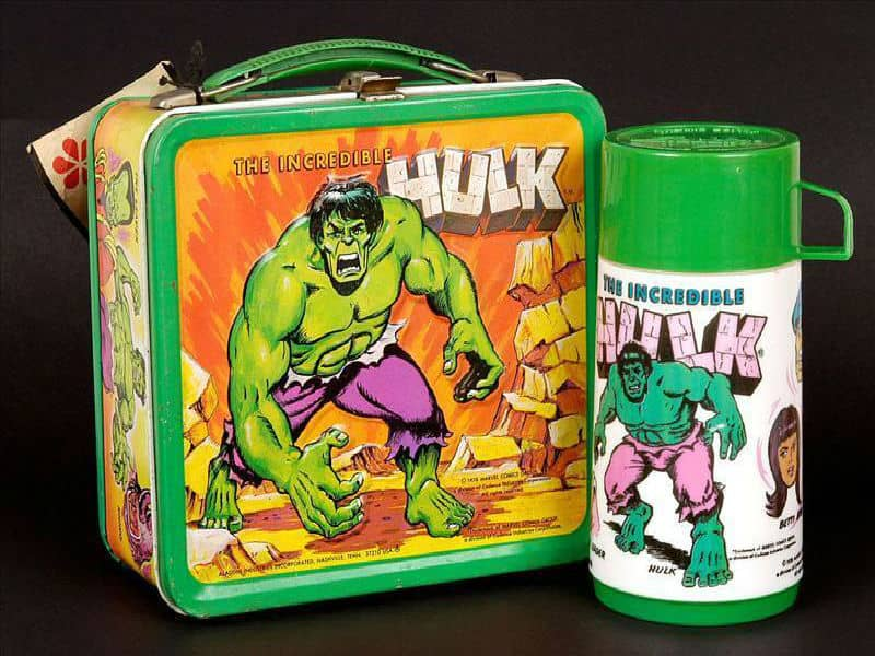hulk luncbox