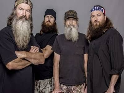 Duck Dynasty Family Thumbnail