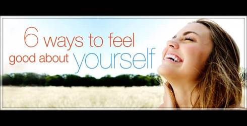 6 Ways to Feel Good About Yourself