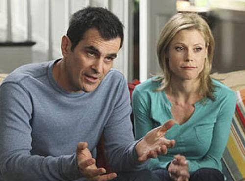 Phil and Claire Dunphy