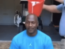 Michael Jordan Takes on ALS Ice Bucket Challenge