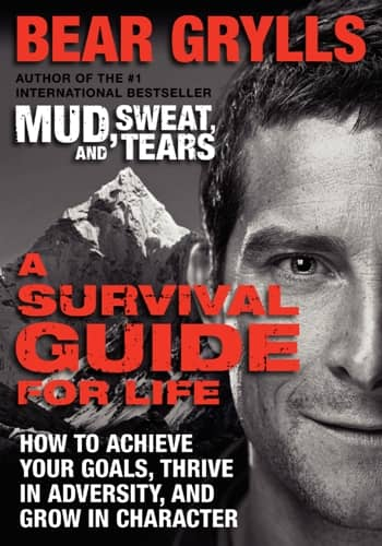 Bear Grylls Book Cover