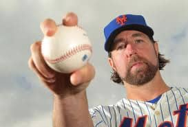 Mets Pitcher RA Dickey Finds True Freedom