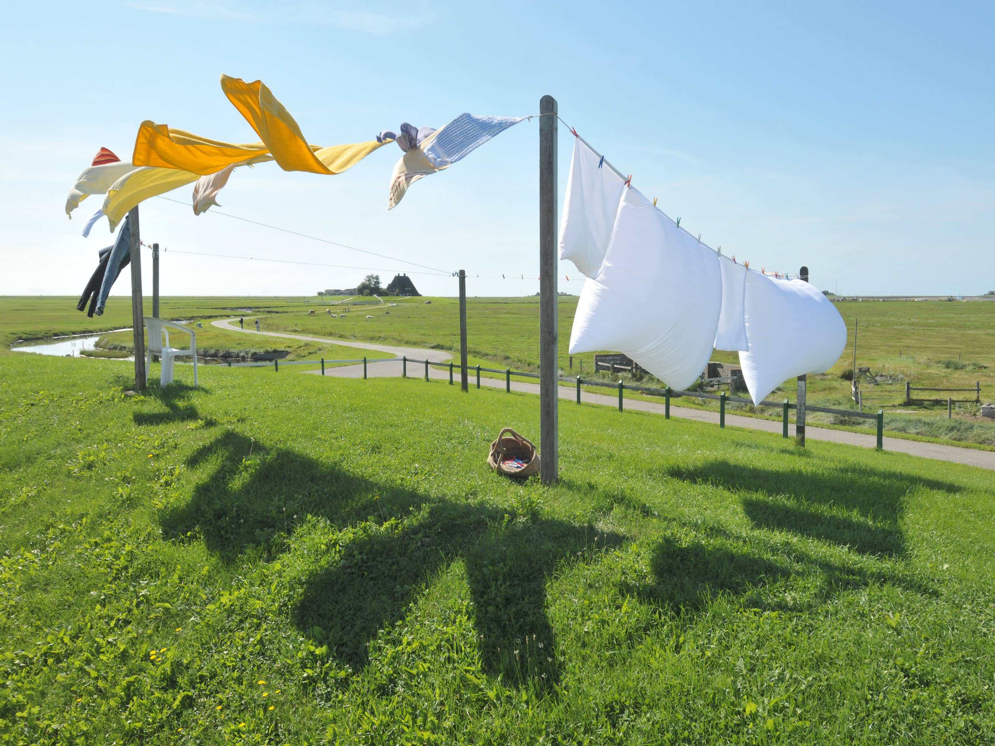Laundry Outside