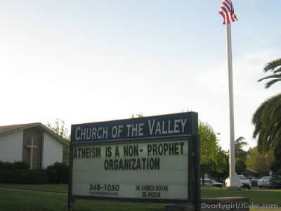 new funny church signs
