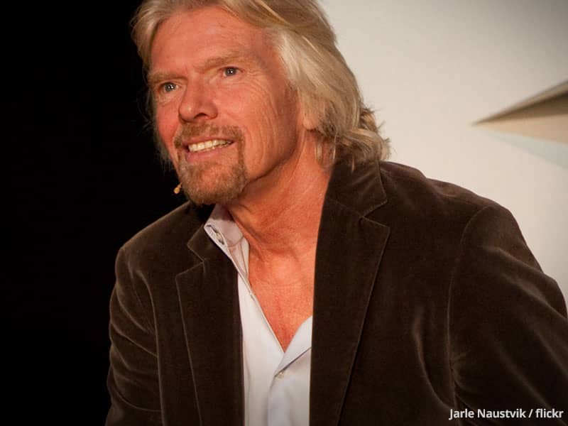 Success Sundays: Sir Richard Branson, Founders of Virgin Group