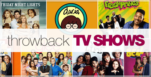Throwback TV Shows