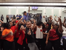 School's Creative 'Uptown Funk' Dance Video Will Impress You