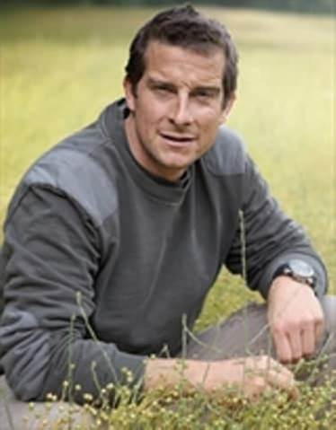 Bear Grylls Author Photo