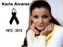Muere la actriz mexicana Karla Alvarez