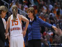 "UT Athletics Ushers Petition after Dropping ""Lady"" from Branding"