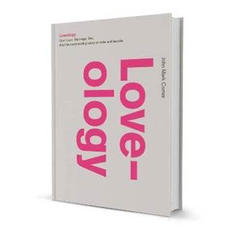 loveology book jacket