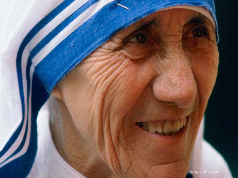 leadership profle mother teresa Search form search leader gallery results classroom resources lessons  learned about you are here home classroom resources poster: transcript.