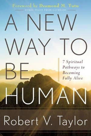 A New Way to Be Human Book Cover