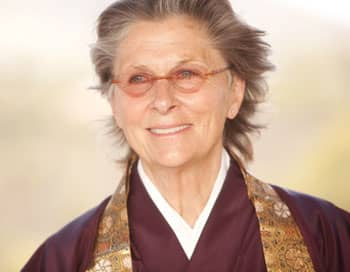 Joan Halifax Roshi: Peace and Engaged Buddhism