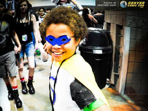 Superkid - Denver ComicCon