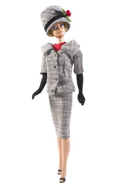 1963 Career Girl Barbie