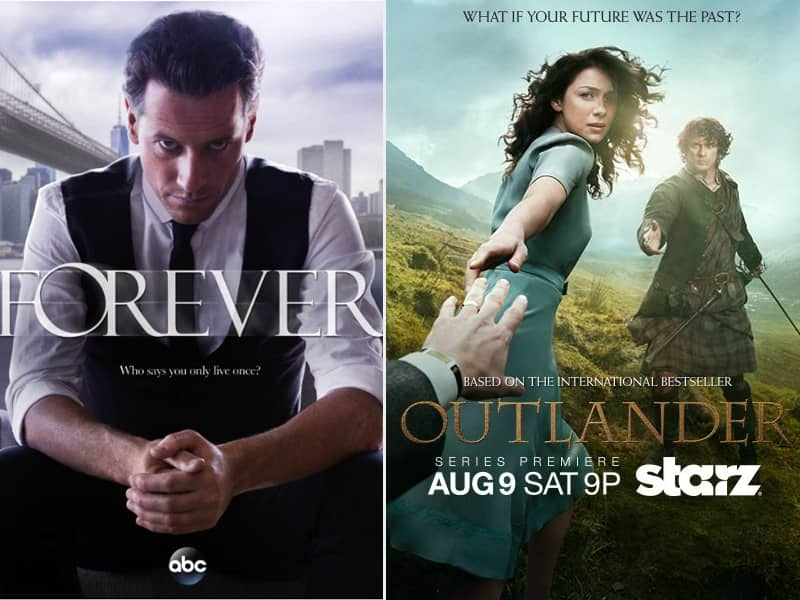 Forever and Outlander