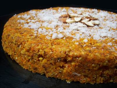 mexican almond sponge cake