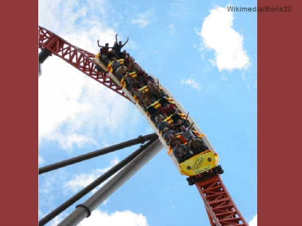 Rollercoaster Expedition Geforce