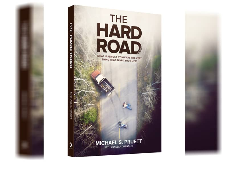 the hard road, author miachael pruitt, Christian author