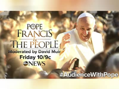 Pope Ad Banner