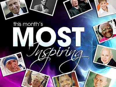 Most Inspiring Faith Leaders