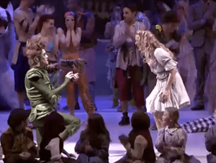 Peter Pan Proposal