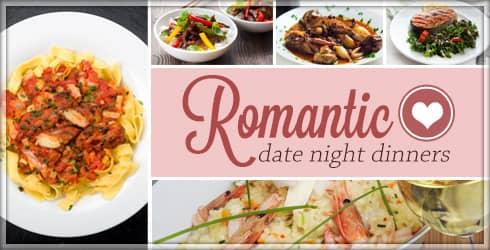 romantic dinners