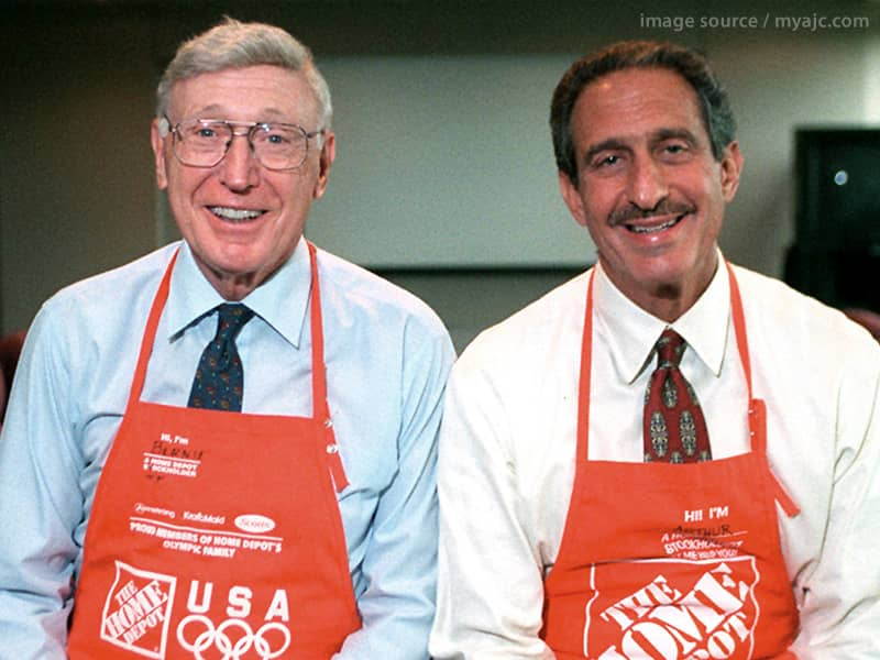 Success Sundays: Bernie Marcus and Arthur Blank, Co-founders of The Home Depot