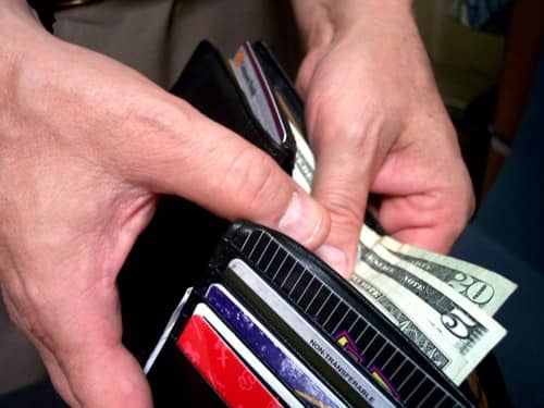 wallet killing expenses