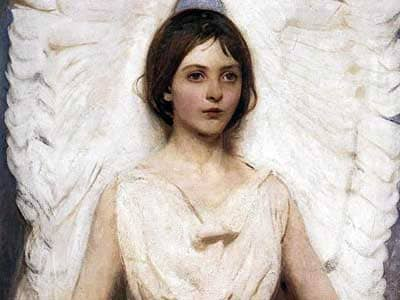 Angel - Abbott Handerson Thayer