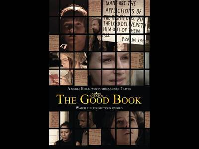 the Good Book, Silent Evangelism Movie, Christian Movie, DVD release