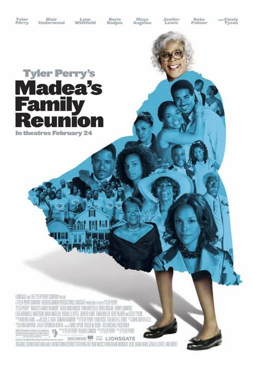 Madeas Family Reunion