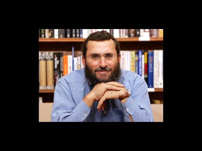 Rabbi Shmuley