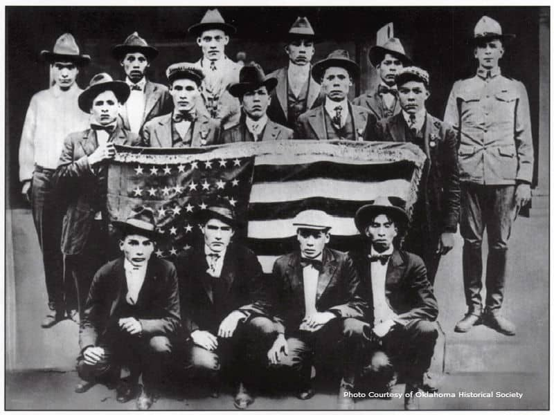 Choctaw Coders WWI